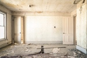 rénovation complète de maison